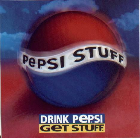 Pepsi Stuff.  Drink Pepsi, Get Stuff.