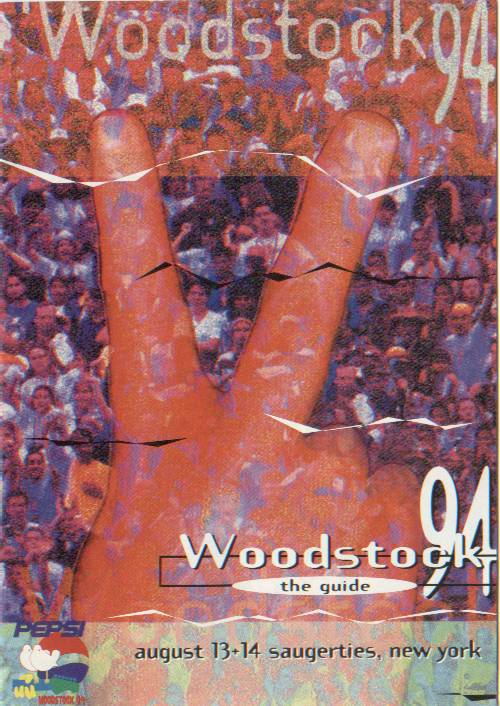 Woodstock '94.  live it, love pepsi.